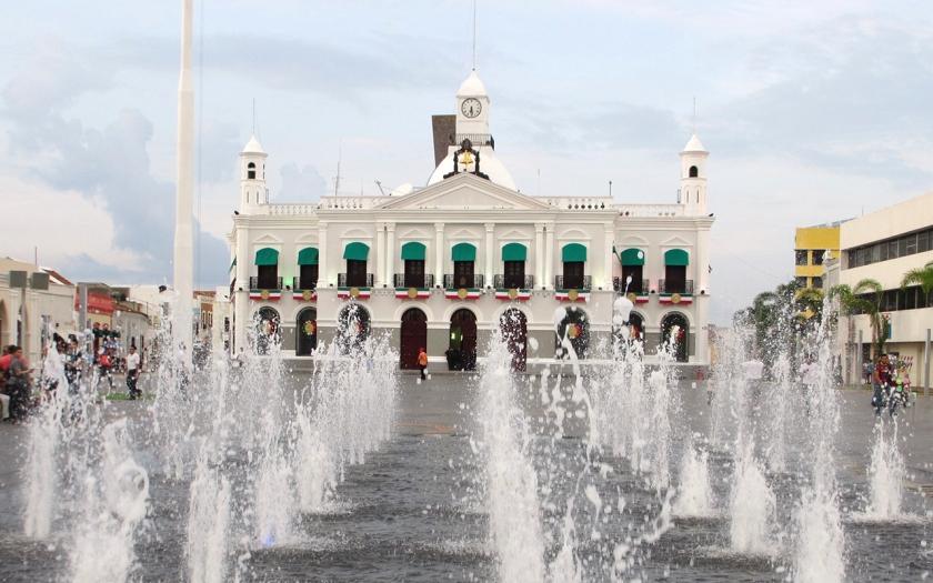 Palacio de Gobierno, Villahermosa, TC